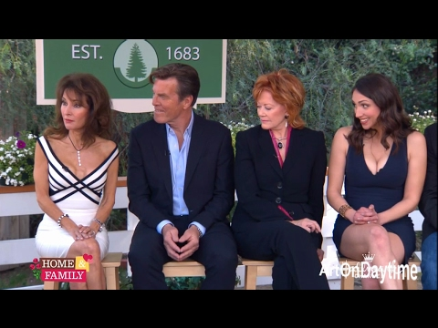Home & Family AMC Reunion w/ Co-host Susan Lucci (Interviews)
