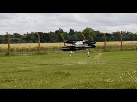 Lab showcases futuristic resupply vehicle
