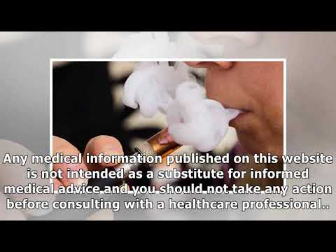 France News - E-cigarettes leak toxic metals, study finds