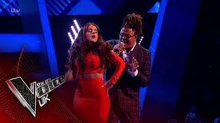 Wesu Wallace Vs Paige Young - 'Faith': The Battles | The Voice UK 2018