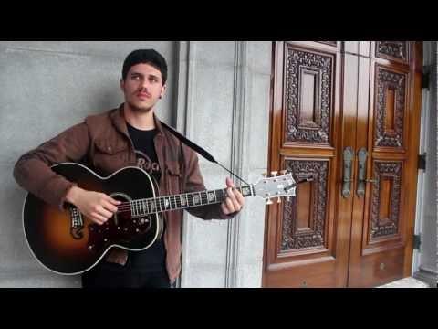 Nikolas Metaxas - Watch Over You (By Alter Bridge) - Big Old Big One
