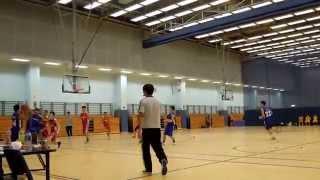 信義中學 舊生籃球 2