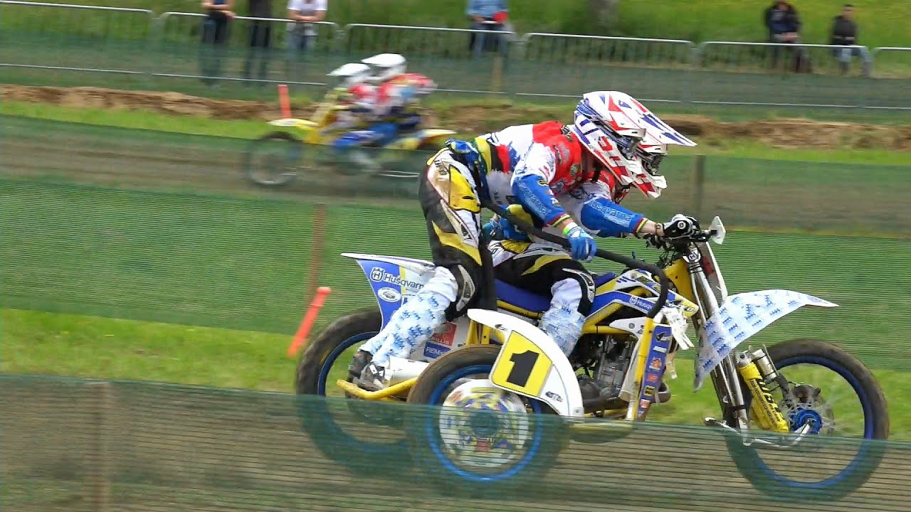 Sidecar Motocross World Championship  Qualifying Race Sidecars