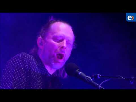 Radiohead - Everything in Its Right Place live Chile 2018 (Festival SUE) 1080p HD