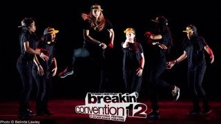 Buckness Personified - Personified Buckness at Breakin' Convention 2012