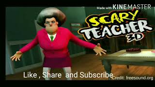 Funny Pranks with scary teacher 3D
