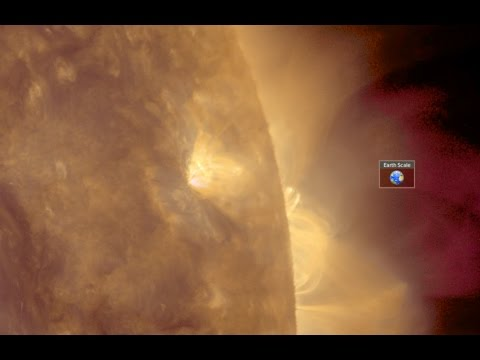 Solar Flare, CMEs, Extreme Weather | S0 News Nov.29.2016