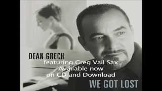 Dean Grech CD Shake It Around - featuring Greg Vail on Sax