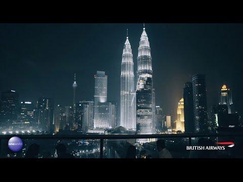 British Airways Business Life in Kuala Lumpur