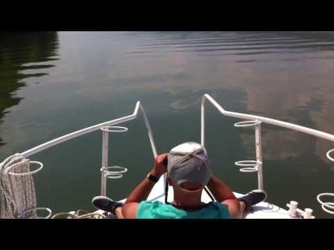 Apartman Popovic Donji Milanovac, Danube cruising at Iron Gates, Serbia, video 4