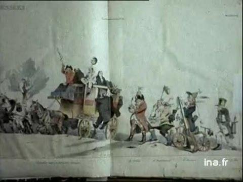 La caricature politique : Honoré Daumier