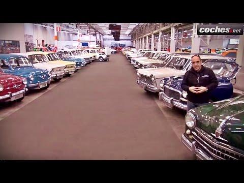 La Nave A122 | Colección SEAT Coches Históricos | Reportaje coches.net