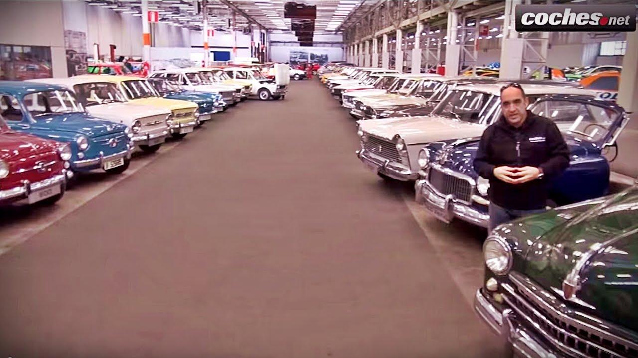 La Nave A122   Colección SEAT Coches Históricos   Reportaje coches ...
