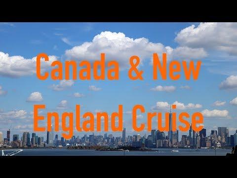 Royal Caribbean's Canada & New England Cruise