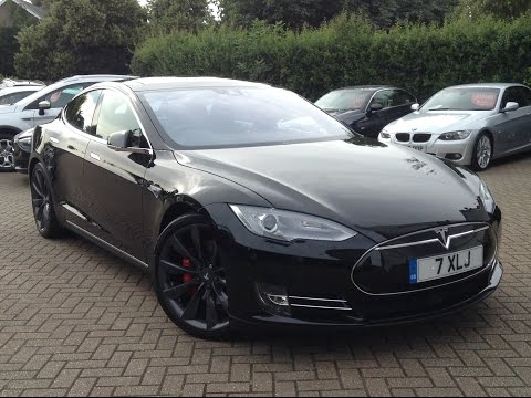 Tesla Model S E P85D 4dr (nav) for Sale at CMC-Cars, Near Brighton, Sussex