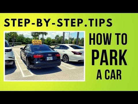 Learn How To Park a Car: Beginner Drivers Tips and Techniques