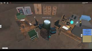 RolePlaying As A Robot in roblox ATF Mirage