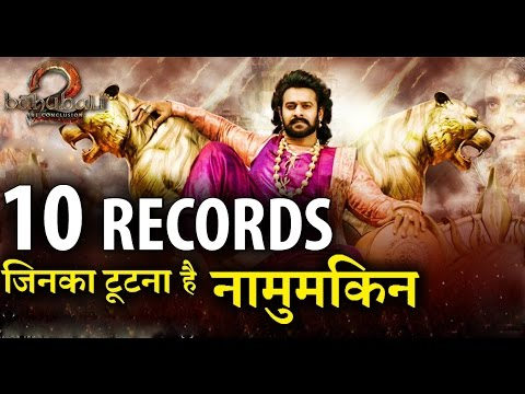 Thumbnail: Bahubali 2 Created 10 Awesome and Unbreakable Records !