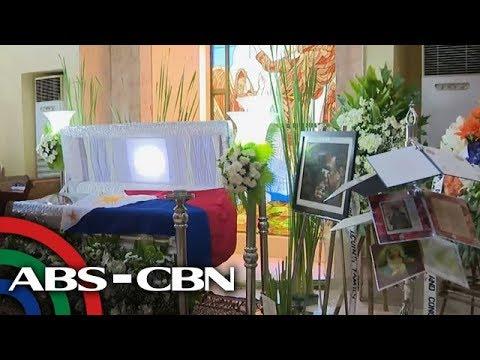 TV Patrol: Mga kaibigan ni Rico J. Puno, nakiramay sa kanyang pamilya