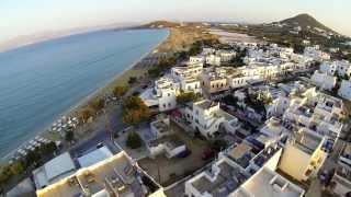 Naxos Agios Prokopios...(Rizikianos)(Agios Prokopios from the sky!!!, 2013-08-31T18:10:15.000Z)