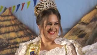 Coronación de la Perla del Carnaval de Chipiona Zaira Rodríguez Naverrete. 25 de febrero de 2017.