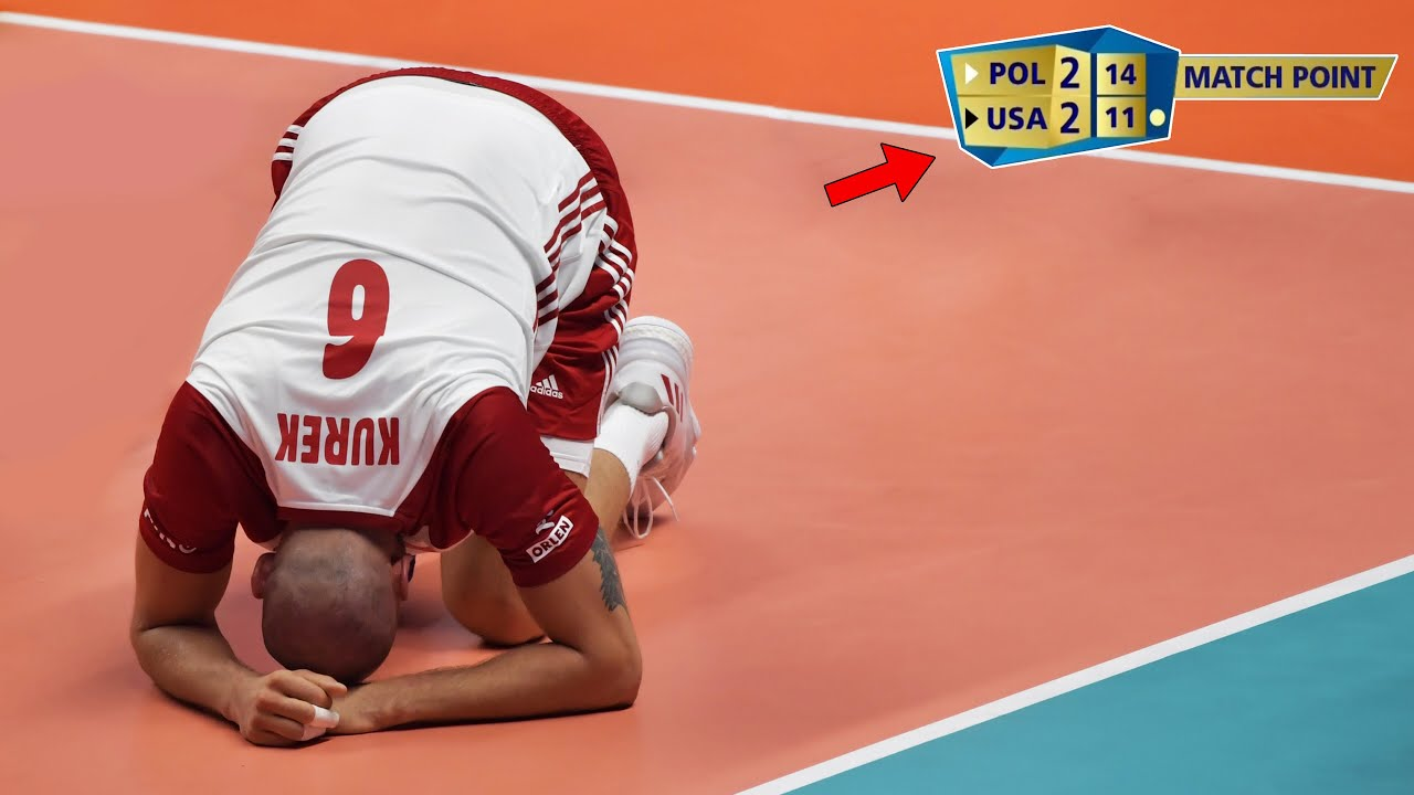 The Most Dramatic & Emotional Comeback in Volleyball History (HD)