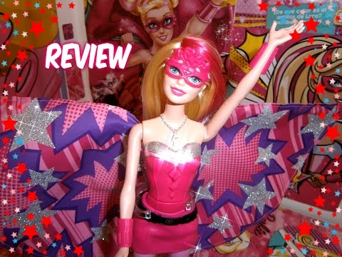 Barbie Super Princesa Muñeca Review / Barbie in Princess Power Doll Review