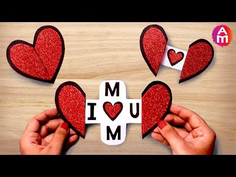 mother's-day-special-card-|-beautiful-handmade-heart-shape-greeting-cards-idea-|-artsy-madhu-51