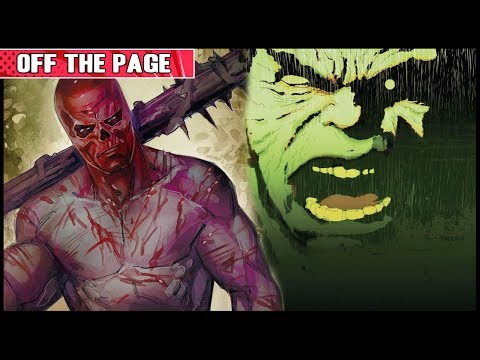 Surprising Red Skull & Hulk Secret Empire Return and Epic God Country Talk - Off The Page