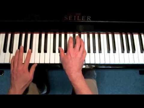 Stern über Bethlehem - Alfred Hans Zoller, piano cover