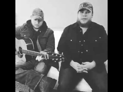 Luke combs ..dont close your eyes .keith whitley cover