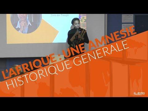 Trust Africa : l'Afrique, une amnésie historique générale | Conférence à ILERI