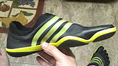 a86af4a4220 adidas adipure Lace Trainer 1.1 SKU  8125021 - YouTube