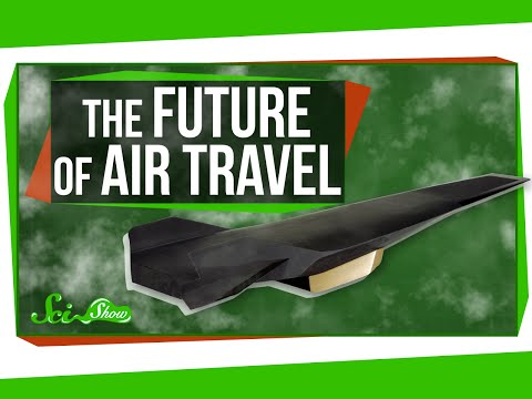 Video image: The Future of Air Travel