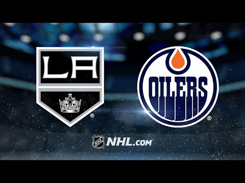 Kings ride Quick, huge 3rd to 5-0 win against Oilers