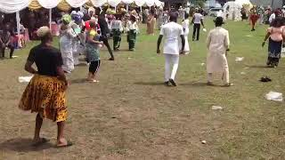 Watch chief Barrister Smooth live by Ijaw Music