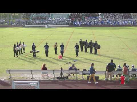 Inlet Grove Community High School Drumline at The Suncoast BOTB Jamboree 2020