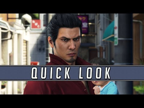 Yakuza 6: The Song of Life (Quick Look) - The Time Is Meow