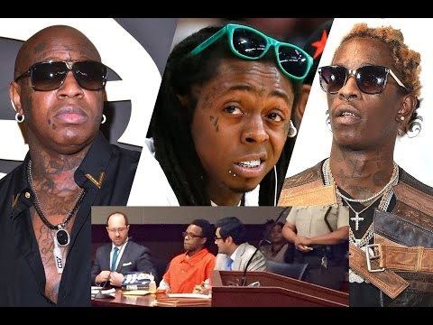 Lawyer For Young Thug Road Manager Says Birdman Beefing With Wayne Over Is Reason For Sh