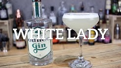 White Lady Gin Cocktail Recipe