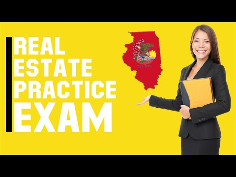 Illinois Real Estate Exam 2020 (60 Questions with Explained Answers)