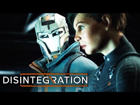 Disintegration - Official Launch Trailer
