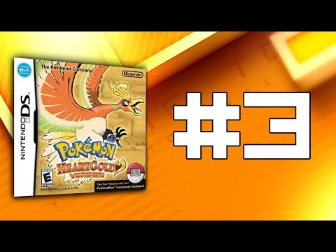 Die Turbotreter - Pokémon Goldene Edition HeartGold #3 - Time to Drei