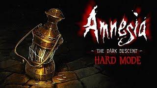 Amnesia: The Dark Descent | HARD MODE | Full playthrough | No commentary | PC