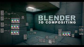Композитинг в Blender