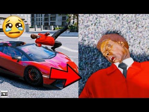 GTA 5 REAL LIFE HOMELESS MOD #18 OMG BRANDON 😢