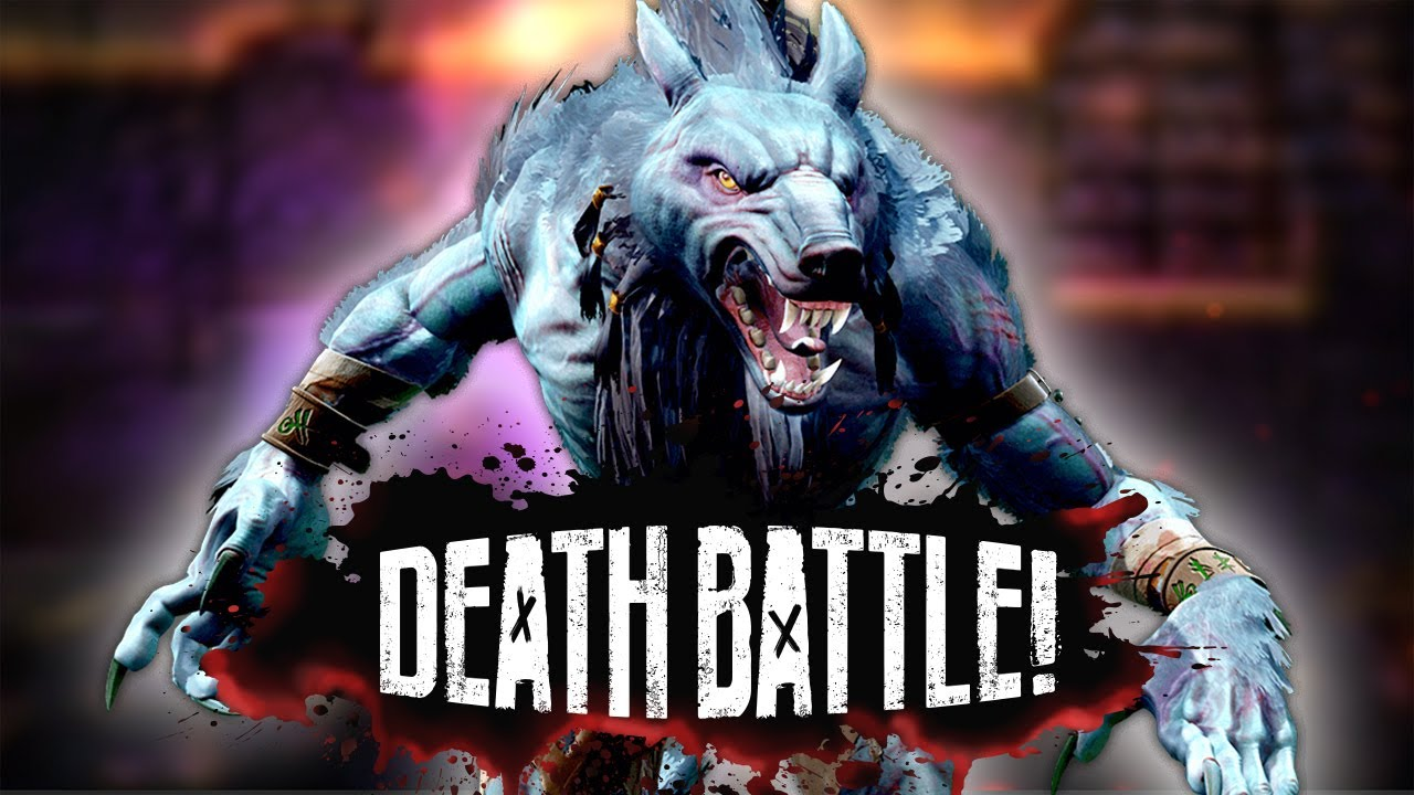 Sabrewulf has the Killer Instincts for DEATH BATTLE!