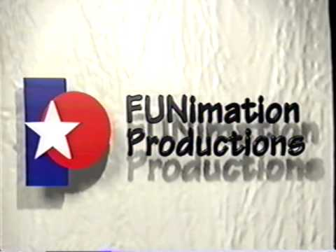 Funimation Productions (2002) Company Logo (VHS Capture)