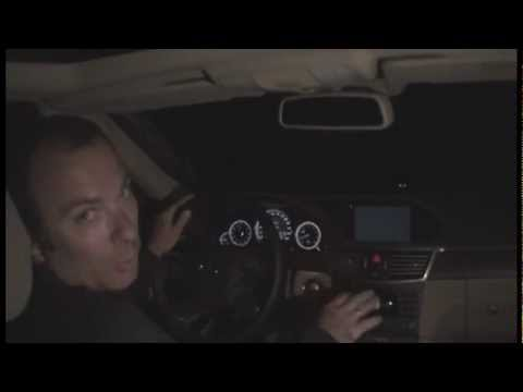 Mercedes-Benz E-Class 2009 | Night Vision Technology | Performance | Drive.com.au