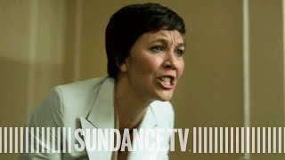 THE HONORABLE WOMAN (Maggie Gyllenhaal) | 'Nessa Confronts Ambassador' Clip | Golden Globe® Winner